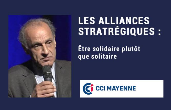 Stratégies d'alliance en entreprise : être solidaire plutôt que solitaire   Actualités TREMPLIN Expertise